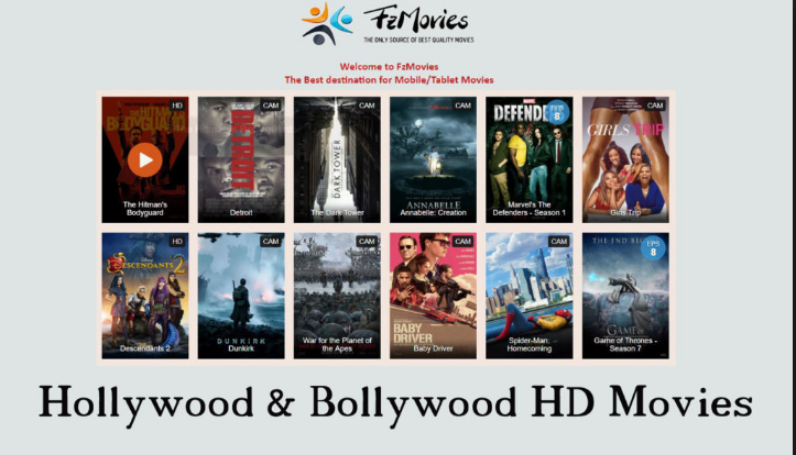 fzmovies hollywood download